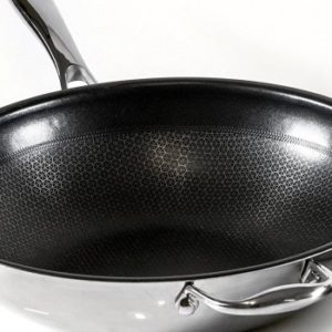 truly kitchen - frieling black cube wok